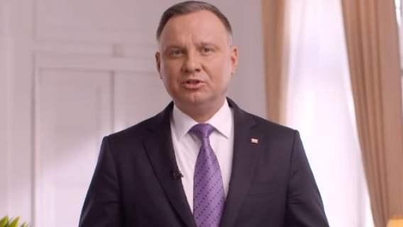 Andrzej Duda złożył życzenia kobietom