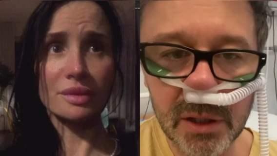 Andrzej Piaseczny w szpitalu. Viola Kołakowska rzuciła oskarżeniami