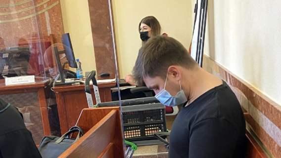 Daniel Martyniuk groził policjantce
