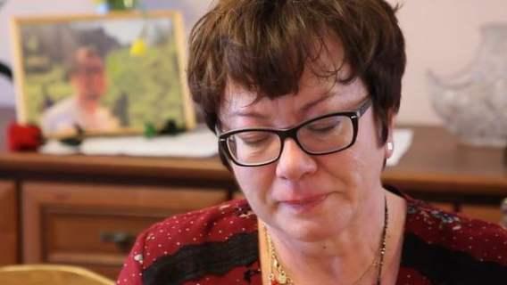 Kobieta straciła syna