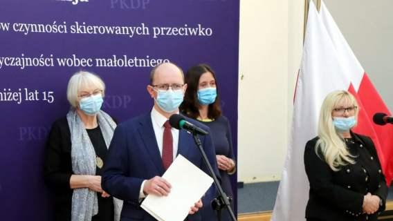 Komisja ds. pedofilii w Polsce