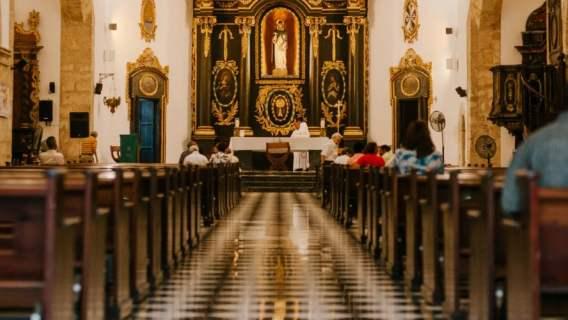 kościół wierny doniósł