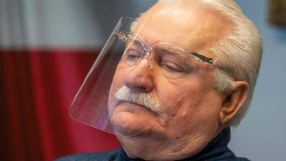 Lech Wałęsa ma kłopoty ze zdrowiem