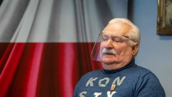 Lech Wałęsa bliska osoba
