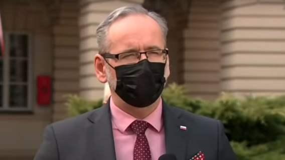Minister zdrowia