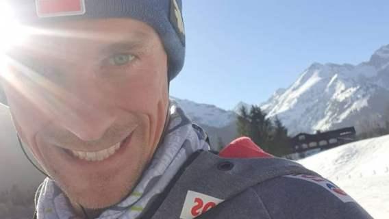 Piotr Żyła odebrał złoty medal