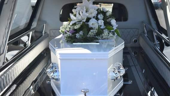 Pogrzeb księdza Andrzeja Dymera