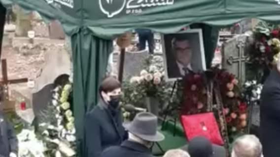 pogrzeb nie żyje