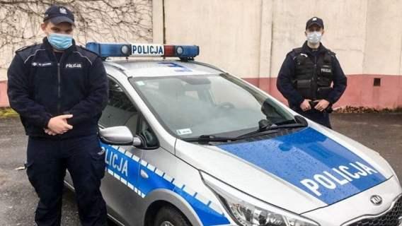 Policja apeluje