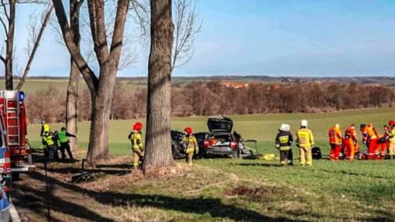 Dolny Śląsk: nie żyje trzech mężczyzn, czwarty walczy o życie