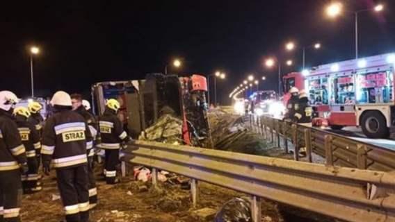 Informacje o wypadku